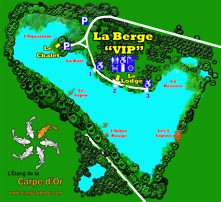 Main French Site Map